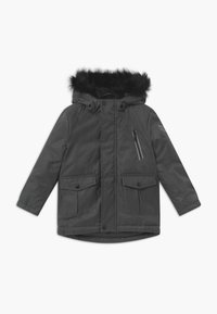 Lemon Beret - SMALL BOYS - Parka - grey - 0