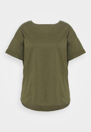 CARKAYLEE LIFE TEE - Basic T-shirt - kalamata