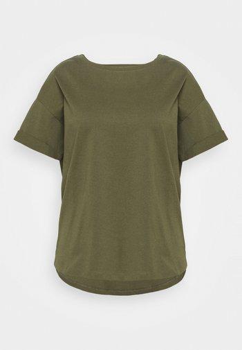 CARKAYLEE LIFE - Camiseta básica - kalamata