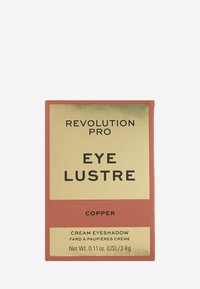 Revolution PRO - EYE LUSTRE CREAM EYESHADOW POT - Eye shadow - brass - 1