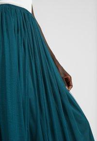 Lace & Beads Tall - MERLIN SKIRT - Áčková sukně - green - 4