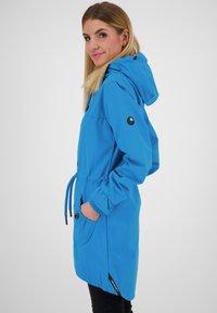 alife & kickin - CHARLOTTEAK - Short coat - cobalt - 3