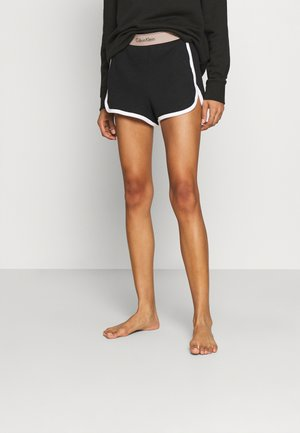 SLEEP  - Pyjama bottoms - black/honey almond