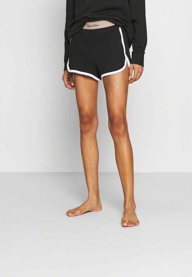 SLEEP  - Pyjama bottoms - black/honey almond