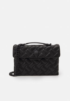 KENSINGTON BAG DRENCH - Olkalaukku - black