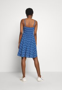 GAP - CAMI DRESS - Day dress - navy geo - 2
