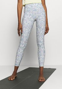 Cotton On Body - STRIKE A POSE YOGA - Leggings - mint - 0