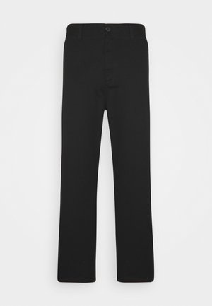 MENSON PANT GRIFFIN - Chino - black rinsed