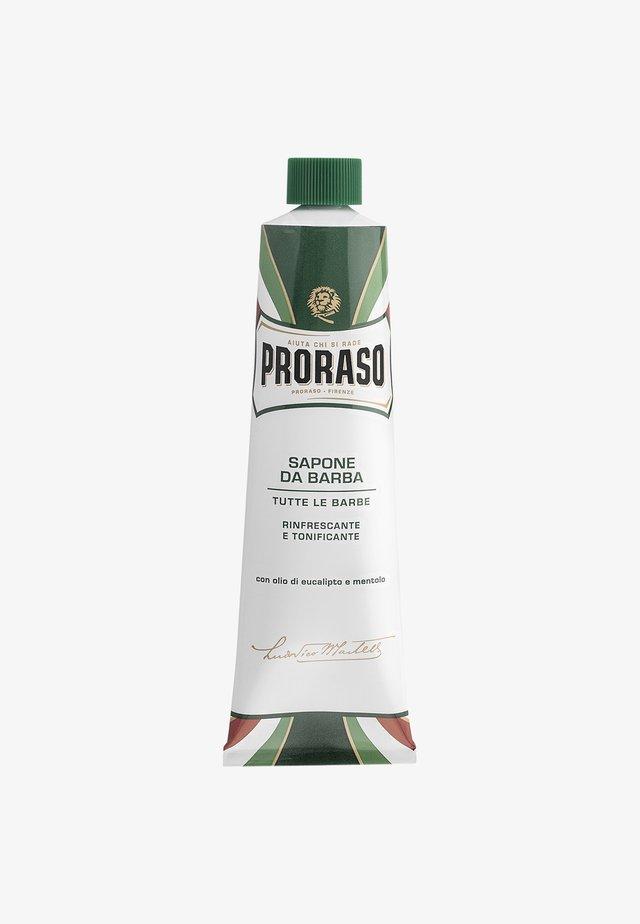RASIERCREME 150ML - Crème à raser - grüne linie