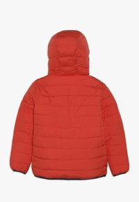 Superdry - REVERSIBLE FUJI - Winter jacket - fire orange/cobalt - 2