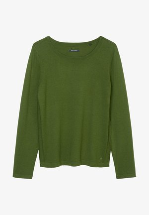 LONG SLEEVE - Jumper - lush pine