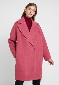 KIOMI - Classic coat - mauvewood - 0