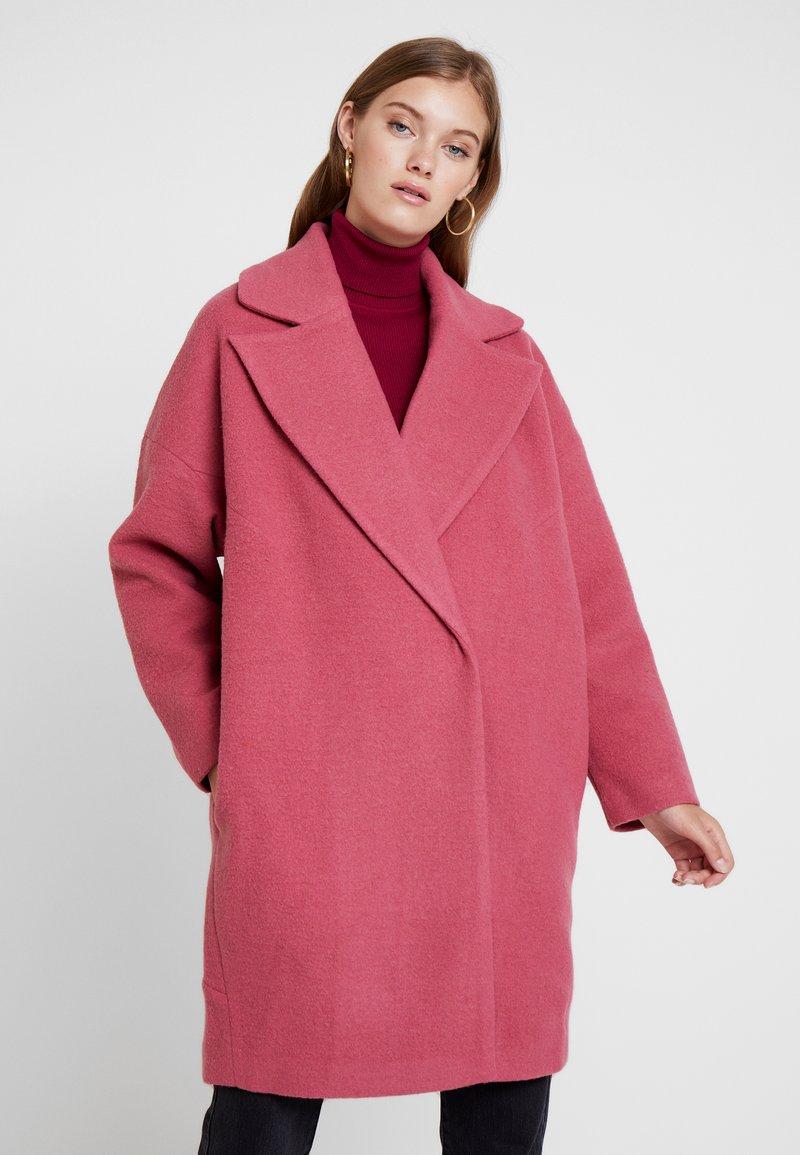 KIOMI - Classic coat - mauvewood