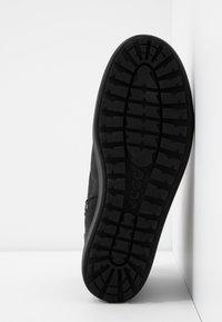 ECCO - SOFT TRED - Zimní obuv - black - 6