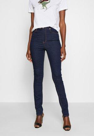 SADIE TWIN - Jeansy Skinny Fit - dark blue
