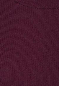 GAP - DRESS - Jumper dress - secret plum - 2
