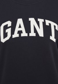 GANT - ARCH LOGO CREW NECK - Sweatshirt - evening blue - 2