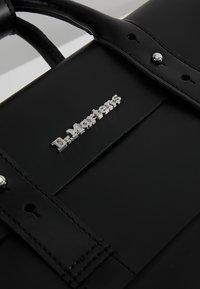 Dr. Martens - SMALL BACKPACK - Reppu - black kiev - 8