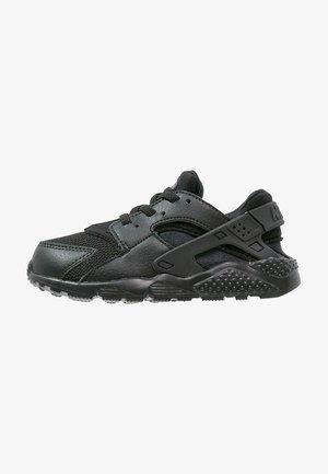 HUARACHE RUN UNISEX - Sneakers laag - black