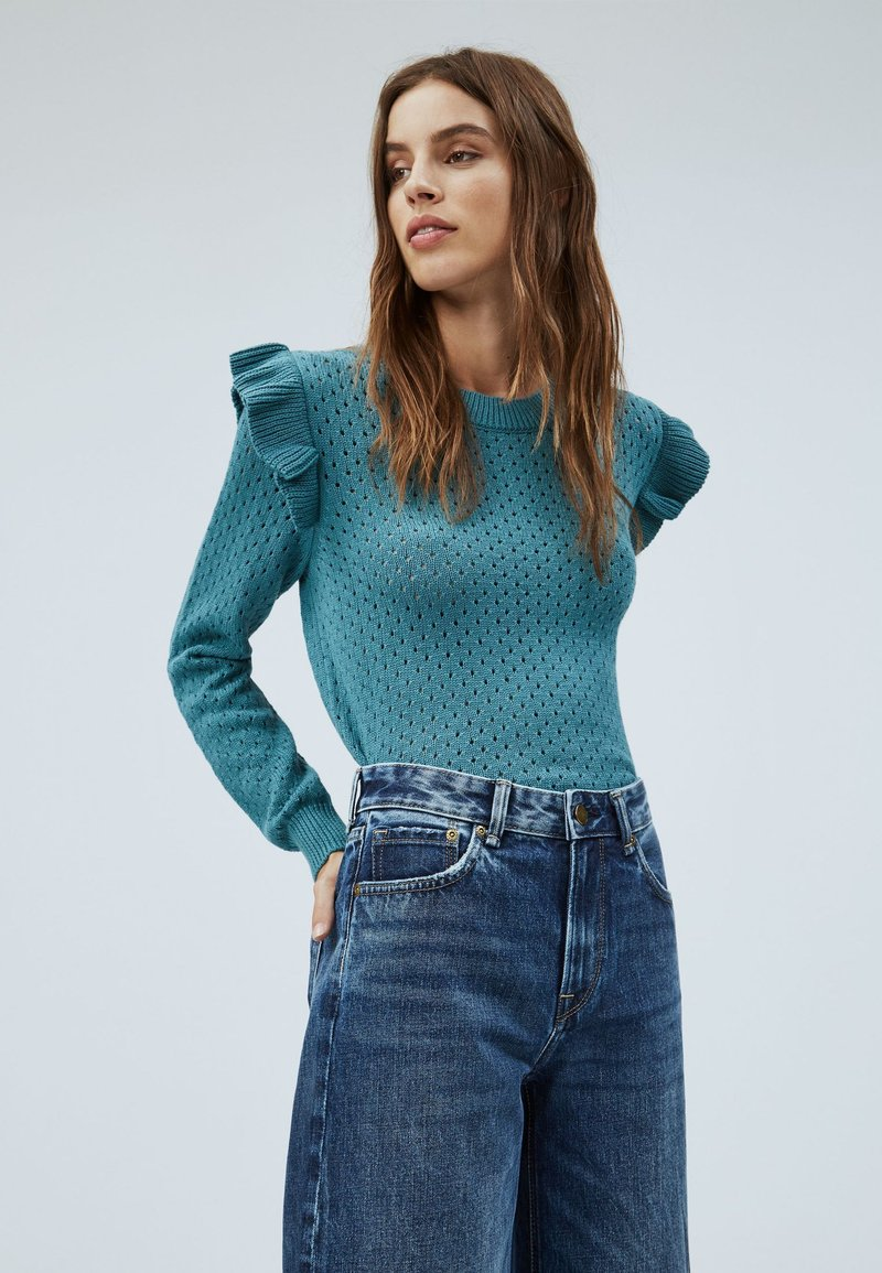 Pepe Jeans - DAISY - Sweter - wave