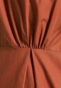 IVY & OAK Maternity - ROYO - Vestido largo - rusty red - 2