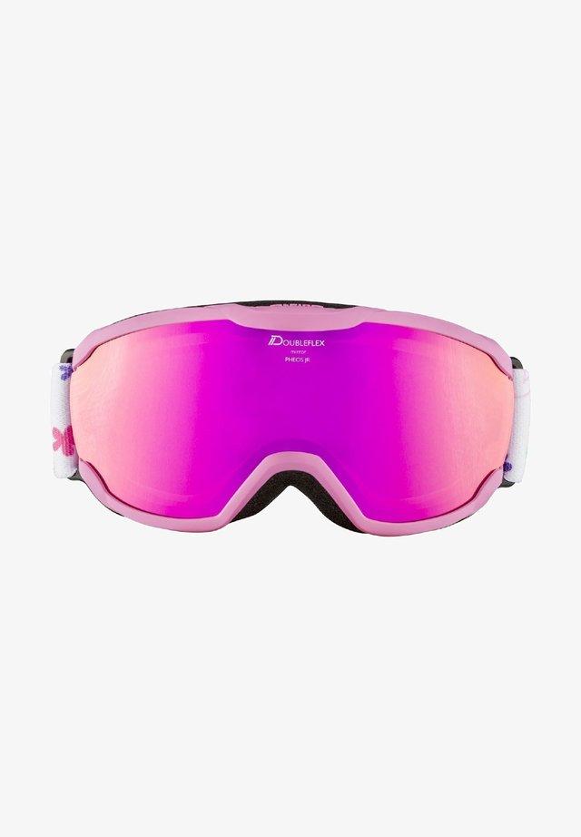 PHEOS JR. MM - Ski goggles - rose (a7239.x.52)