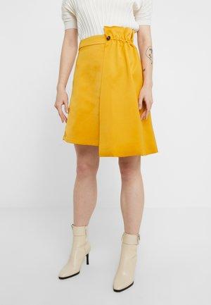BASALT - Miniskjørt - yellow