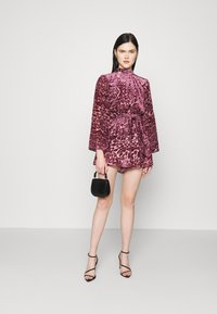 Never Fully Dressed - PLAYSUIT - Mono - purple - 1
