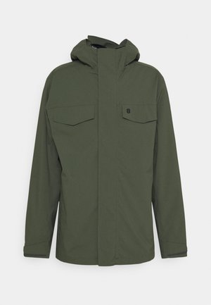 BEAGLE JACKET - Outdoor jacket - thyme