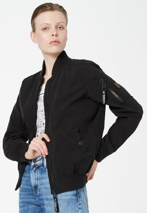 ALI-CIA  - Bomber Jacket - black