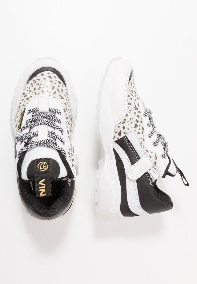 MANDY - Sneakers laag - multicolor/grey/black