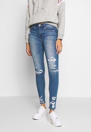 Jeans Skinny Fit - brilliant repair