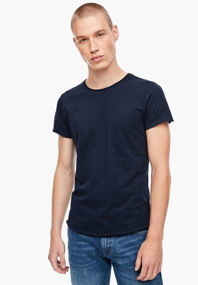 Basic T-shirt - dark blue