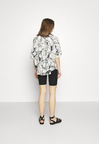 ONLY - ONLLIVE LOVE SOLID CITY 2 PACK - Shorts - orchid bloom/black - 2