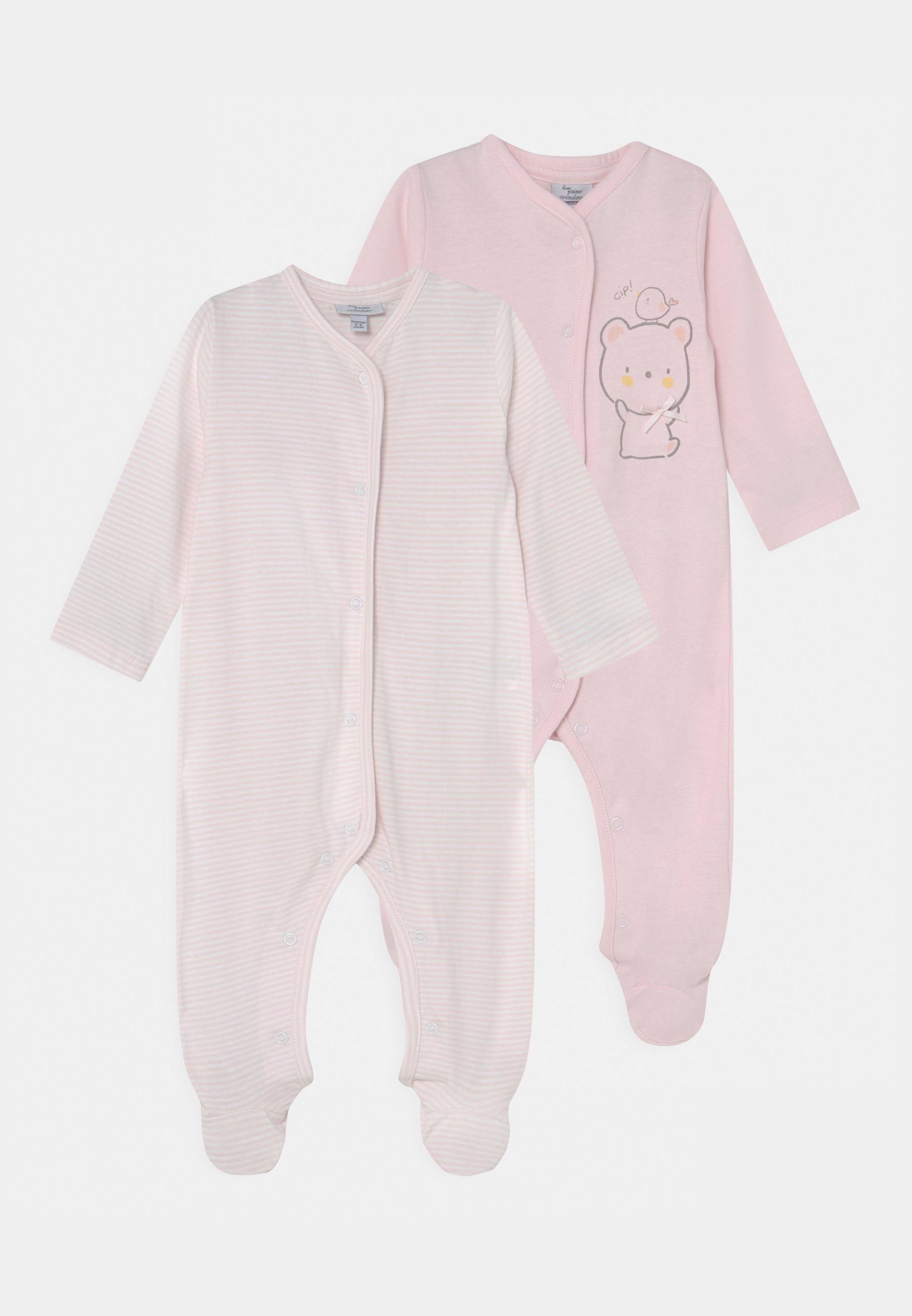Niño NEWBORN GIRL 2 PACK - Pijama de bebé