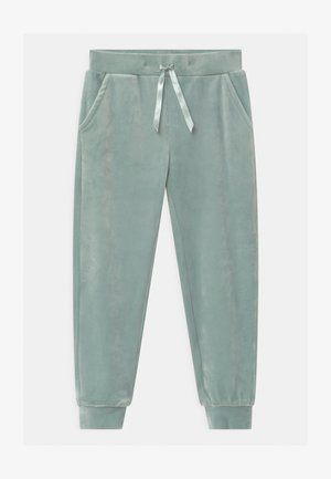 MINI - Tracksuit bottoms - light dusty turquoise