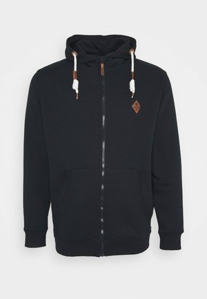 QUINBY PLUS - Zip-up hoodie - navy