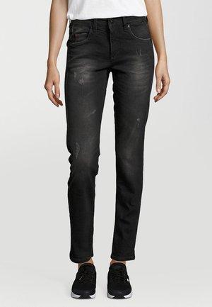 CISIENNA - Slim fit jeans - black