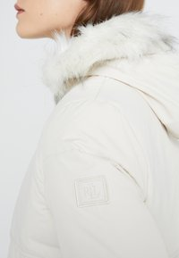 Lauren Ralph Lauren - HAND SHILD - Down coat - moda cream - 5