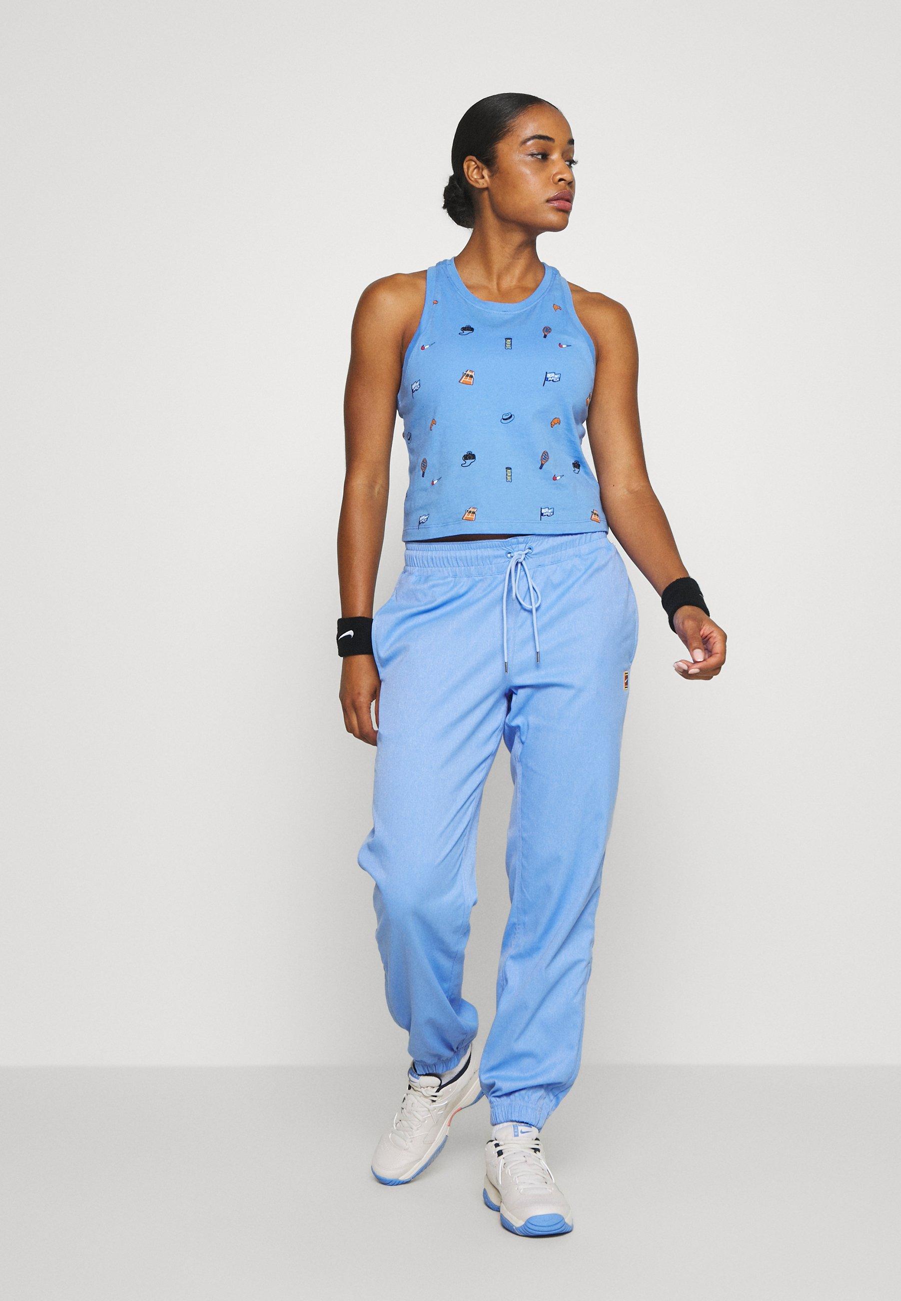 Nike Performance PANT - Pantalon de survêtement - royal pulse