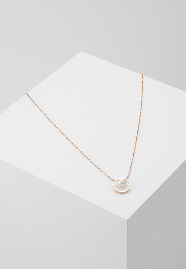 AGNETHE - Ketting - rosegold-coloured
