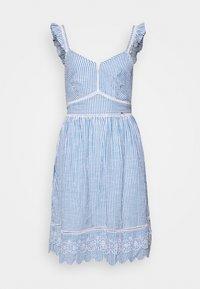 Superdry - GIA CAMI DRESS - Day dress - blue - 4