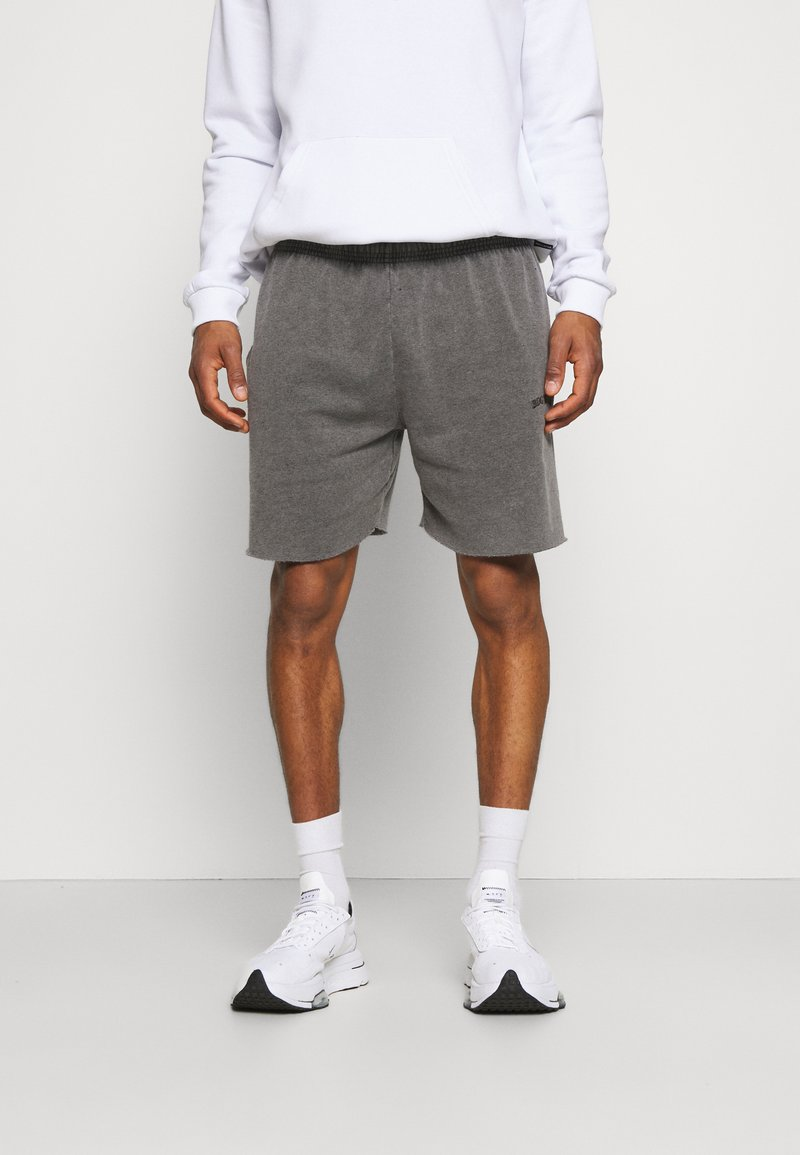 BDG Urban Outfitters - JOGGER UNISEX - Shorts - black
