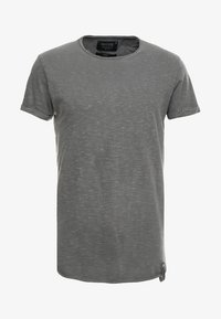INDICODE JEANS - ALAIN - T-shirt - bas - pewter - 4