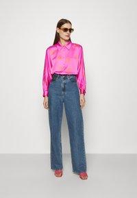 Cras - BIJOU - Button-down blouse - pink - 1