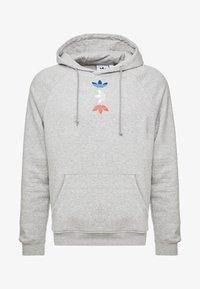 adidas Originals - HOODY - Huppari - grey - 5