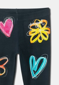 Desigual - Leggings - Trousers - blue - 2