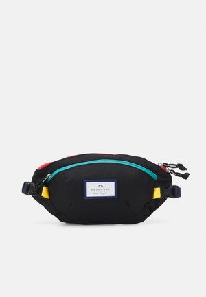 SEATTLE LUCAS BEAUFORT UNISEX - Riñonera - black