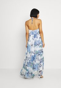 Vila - VIVIOLA STRAP DRESS - Day dress - cloud dancer/blue - 2