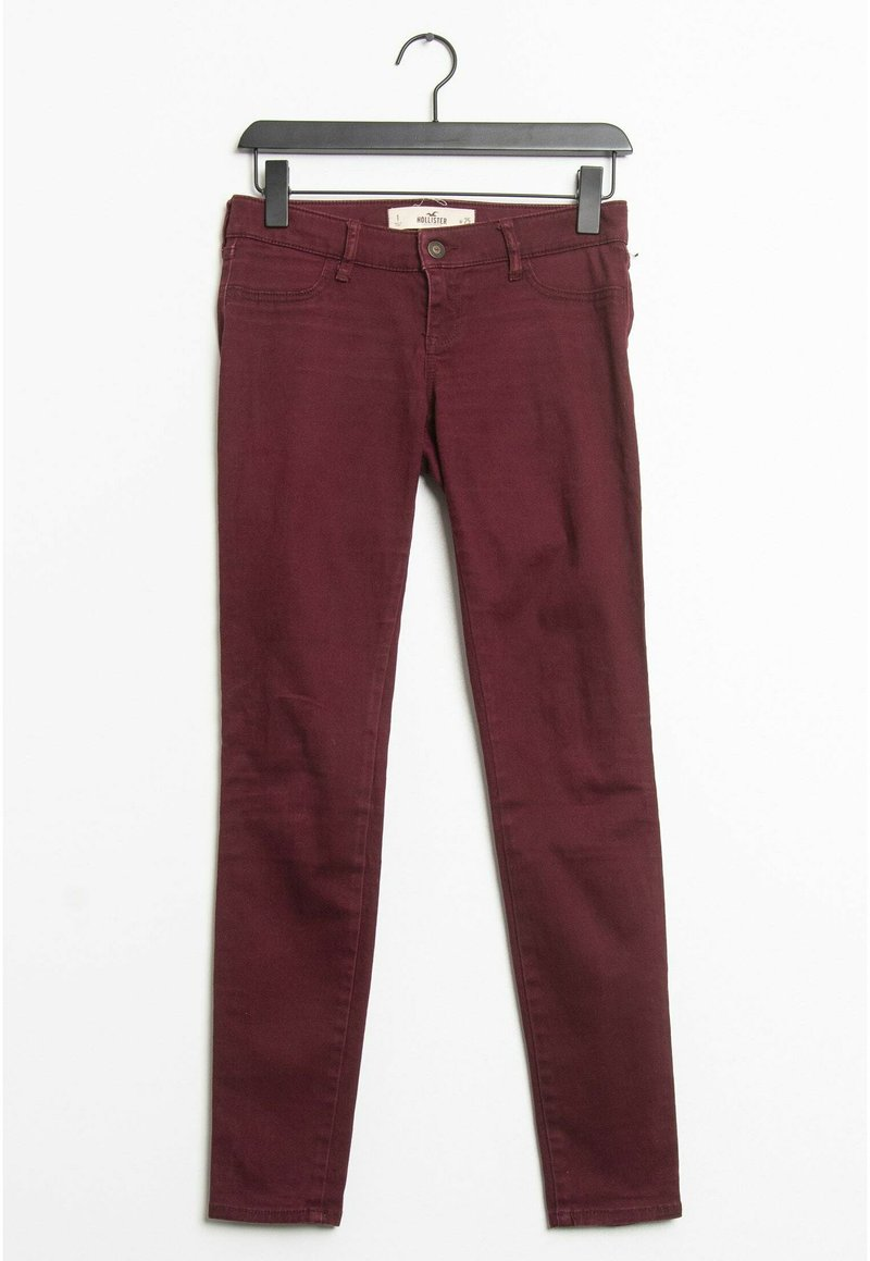 Hollister Co. - Trousers - red